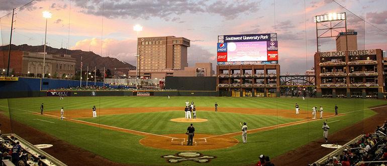 El Paso Chihuahuas Games
