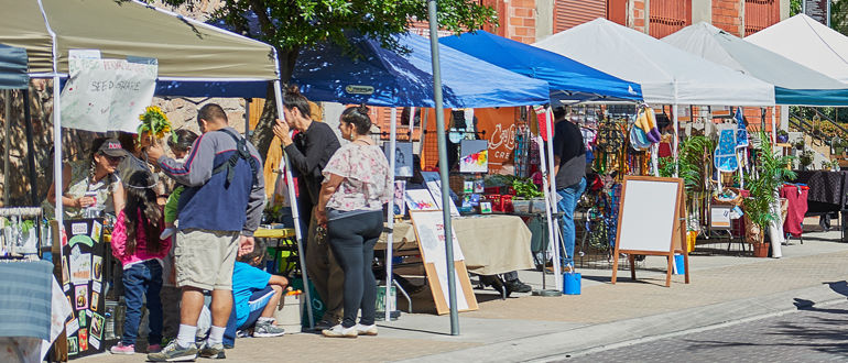 El Paso Downtown Art and Farmers Market