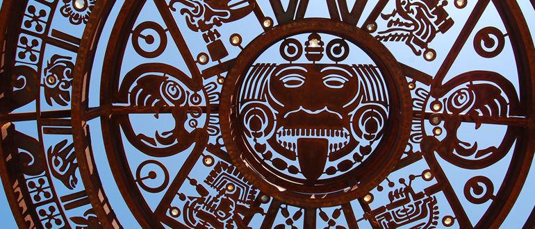 Aztec Pavilion