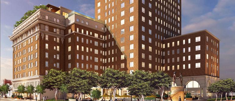 Hotel Paso Del Norte (Opening Spring 2020)