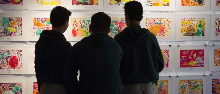 Neighborhood Kids Student Art Exhibition
