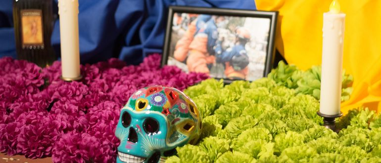 Altar de Muertos: Jose Guadalupe Posada