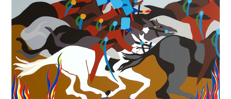 ART TALK: Renowned American Painter, Jacob Lawrence