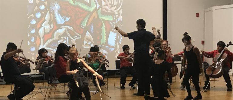 Art Beats Student Concert