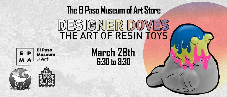 Designer Doves: The Art of Resin Toys