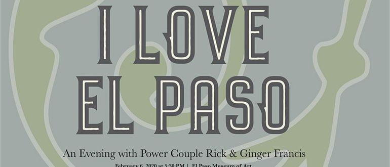 I Love El Paso