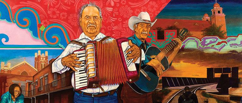 El Paso Downtown District Mural Tours