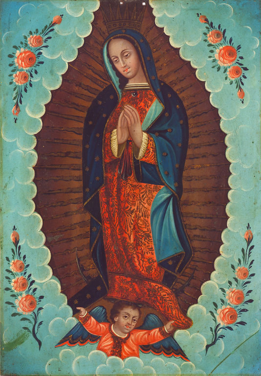 Joy and Suffering: EPMA's Collection of Mexican Retablos