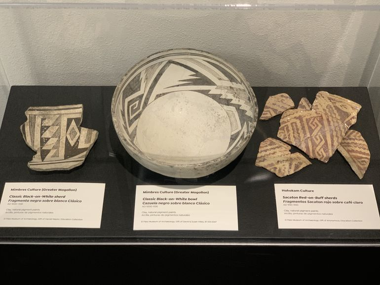 Expressions in Clay: Pre-Columbian Pottery Types from the Southwest