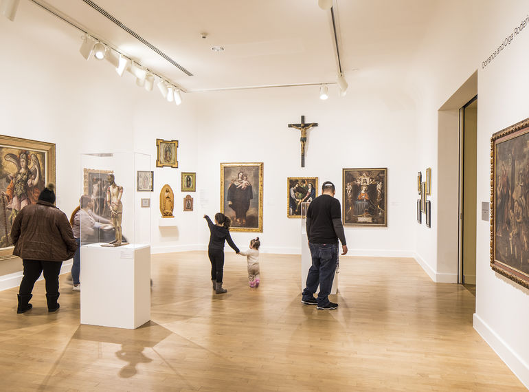 Press Release: El Paso Museum of Art to Open Newly Renovated Second Floor Gallery Space