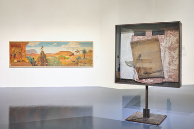 **Installation view, *El Paso Museum of Art: 60 Years of Collecting***, El Paso Museum of Art, September 27, 2019 - May 10, 2020. Photograph by Alex Marks.